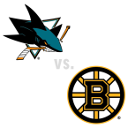 San Jose Sharks at Boston Bruins