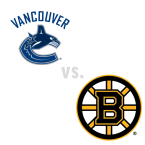 Vancouver Canucks at Boston Bruins