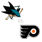 San Jose Sharks at Philadelphia Flyers
