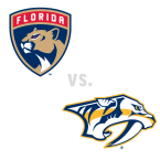 Florida Panthers at Nashville Predators