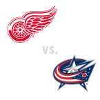 Detroit Red Wings at Columbus Blue Jackets