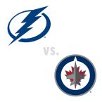 Tampa Bay Lightning at Winnipeg Jets