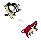 Pittsburgh Penguins at Arizona Coyotes