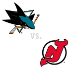 San Jose Sharks at New Jersey Devils