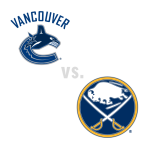 Vancouver Canucks at Buffalo Sabres