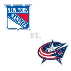 New York Rangers at Columbus Blue Jackets