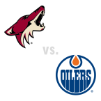Arizona Coyotes at Edmonton Oilers