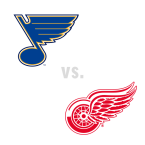 St. Louis Blues at Detroit Red Wings