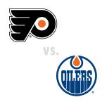 Philadelphia Flyers at Edmonton Oilers