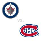 Winnipeg Jets at Montreal Canadiens