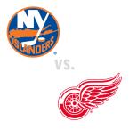New York Islanders at Detroit Red Wings