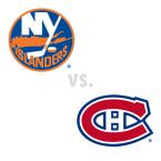 New York Islanders at Montreal Canadiens