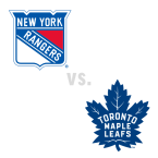 New York Rangers at Toronto Maple Leafs