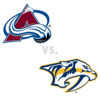 Colorado Avalanche at Nashville Predators