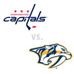 Washington Capitals at Nashville Predators