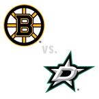 Boston Bruins at Dallas Stars