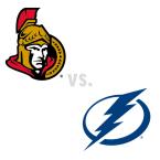 Ottawa Senators at Tampa Bay Lightning