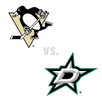 Pittsburgh Penguins at Dallas Stars