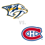 Nashville Predators at Montreal Canadiens