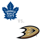 Toronto Maple Leafs at Anaheim Ducks