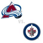 Colorado Avalanche at Winnipeg Jets
