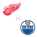 Detroit Red Wings at Edmonton Oilers