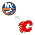 New York Islanders at Calgary Flames