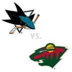 San Jose Sharks at Minnesota Wild