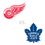 Detroit Red Wings at Toronto Maple Leafs