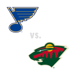 St. Louis Blues at Minnesota Wild