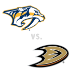 Nashville Predators at Anaheim Ducks