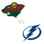 Minnesota Wild at Tampa Bay Lightning