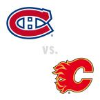 Montreal Canadiens at Calgary Flames