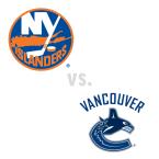 New York Islanders at Vancouver Canucks