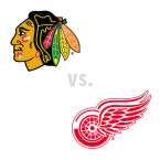 Chicago Blackhawks at Detroit Red Wings