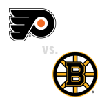 Philadelphia Flyers at Boston Bruins