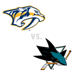 Nashville Predators at San Jose Sharks