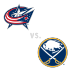 Columbus Blue Jackets at Buffalo Sabres