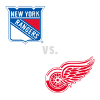 New York Rangers at Detroit Red Wings