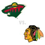 Minnesota Wild at Chicago Blackhawks