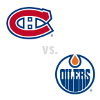 Montreal Canadiens at Edmonton Oilers