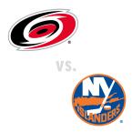Carolina Hurricanes at New York Islanders