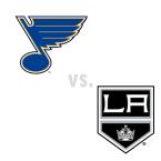 St. Louis Blues at Los Angeles Kings