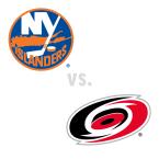 New York Islanders at Carolina Hurricanes