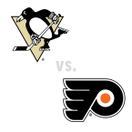 Pittsburgh Penguins at Philadelphia Flyers