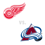Detroit Red Wings at Colorado Avalanche