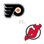 Philadelphia Flyers at New Jersey Devils