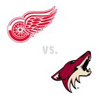 Detroit Red Wings at Arizona Coyotes