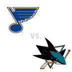 St. Louis Blues at San Jose Sharks
