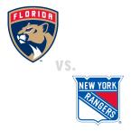 Florida Panthers at New York Rangers